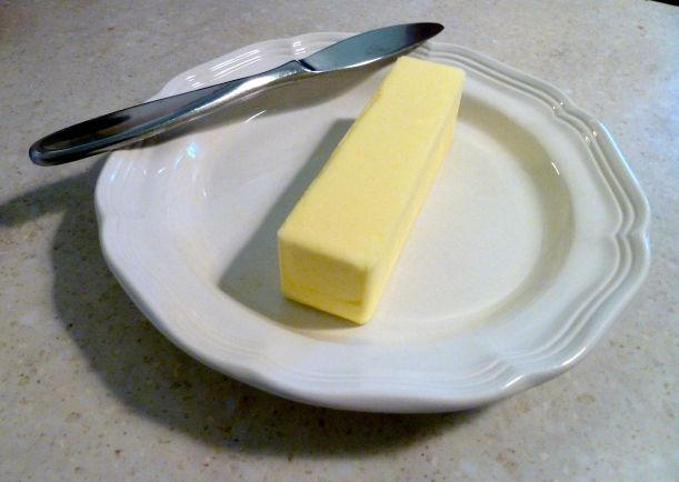 Butter Is Back? Again?